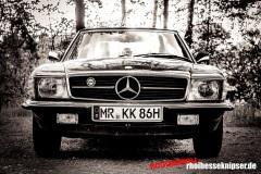 Dem Klaus sein Benz