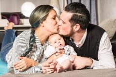 Ophelia und Familie